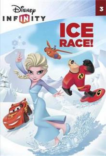 Ice Race! (Disney Infinity) av Amy Weingartner (Innbundet)