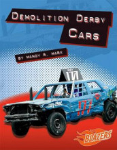 Demolition Derby Cars av Mandy R Marx (Innbundet)