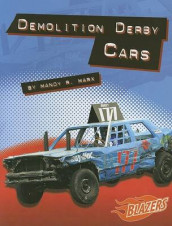 Demolition Derby Cars av Mandy R Marx (Heftet)
