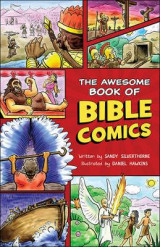 Omslag - The Awesome Book of Bible Comics