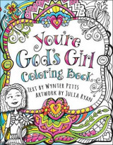 Omslag - You're God's Girl! Coloring Book