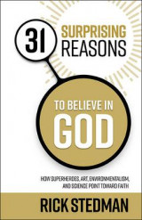 Omslag - 31 Surprising Reasons to Believe in God