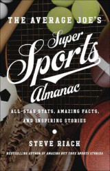 Omslag - The Average Joe's Super Sports Almanac