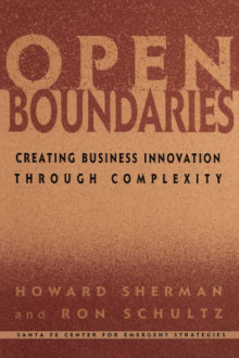 Open Boundaries av Howard J. Sherman og Ron Schultz (Heftet)