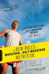 Omslag - The New Rules of Marathon and Half-Marathon Nutrition