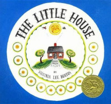 The Little House av Virginia Lee Burton (Innbundet)