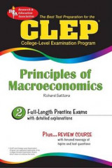 Omslag - CLEP Principles of Macroeconomics