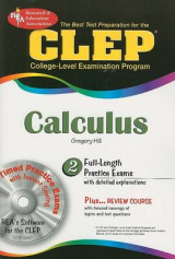 Omslag - CLEP Calculus