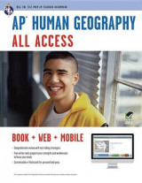Omslag - AP Human Geography All Access