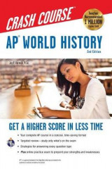 Omslag - AP(R) World History Crash Course Book + Online