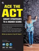 Omslag - Ace the ACT(R) Book + Online