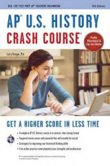 Omslag - AP(R) U.S. History Crash Course Book + Online