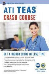 Omslag - Ati Teas Crash Course(r) Book + Online