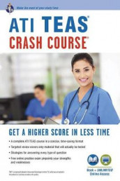 Ati Teas Crash Course(r) Book + Online av John Allen (Heftet)
