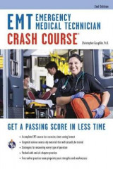 Omslag - EMT Crash Course with Online Practice Test, 2nd Edition