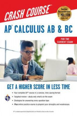 Omslag - Ap(r) Calculus AB & BC Crash Course 3rd Ed., for the 2021 Exam, Book + Online