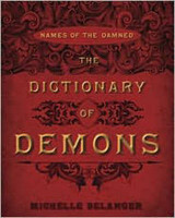 Omslag - The Dictionary of Demons