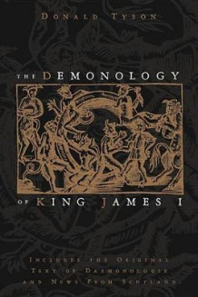 The Demonology of King James av Donald Tyson (Heftet)