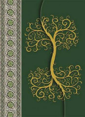 Celtic Tree Journal av Lo Scarabeo (Innbundet)