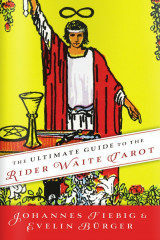 Omslag - The Ultimate Guide to the Rider Waite Tarot