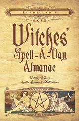 Omslag - Llewellyn's Witches' Spell-a-Day Almanac 2018