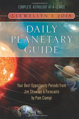 Omslag - Llewellyn's Daily Planetary Guide 2018