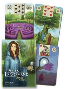 The Pagan Lenormand Oracle av Gina M Pace og Franco Rivolli (Andre varer)