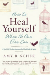 How to Heal Yourself When No One Else Can av Amy B. Scher (Heftet)