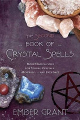 Omslag - The Second Book of Crystal Spells