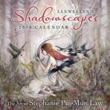 Omslag - Shadowscapes Calendar 2018