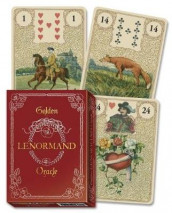 Golden Lenormand Oracle av Lo Scarabeo (Andre varer)