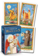 Omslag - Tarot of the White Cats Mini