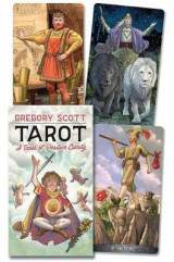 Omslag - Gregory Scott Tarot Deck
