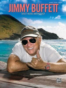 Jimmy Buffett Sheet Music Anthology av Jimmy Buffett (Heftet)