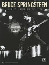 Bruce Springsteen -- Keyboard Songbook 1973-1980 av Bruce Springsteen (Heftet)