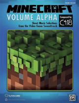 Omslag - Minecraft: Volume Alpha