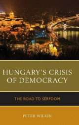 Omslag - Hungary's Crisis of Democracy