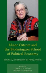 Omslag - Elinor Ostrom and the Bloomington School of Political Economy