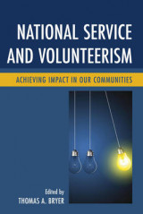 Omslag - National Service and Volunteerism