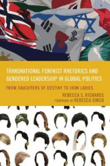 Omslag - Transnational Feminist Rhetorics and Gendered Leadership in Global Politics