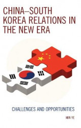 Omslag - China-South Korea Relations in the New Era