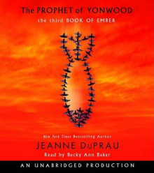 The Prophet of Yonwood av Jeanne DuPrau (Lydbok-CD)