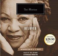 Beloved av Toni Morrison (Lydbok-CD)