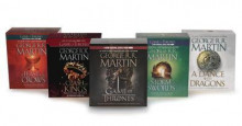 Song of Ice and Fire Audiobook Bundle av George R R Martin (Lydbok-CD)