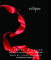Eclipse av Stephenie Meyer (Lydbok-CD)
