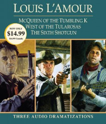 Mcqueen of the Tumbling av Louis L'Amour (CD-ROM)
