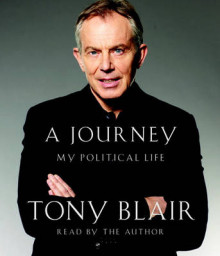 A Journey av Tony Blair (Lydbok-CD)