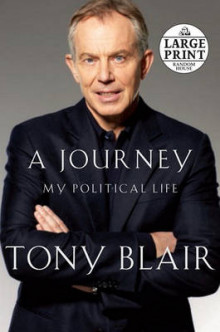 A Journey av Tony Blair (Heftet)