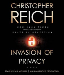 Invasion of Privacy av Christopher Reich (Lydbok-CD)