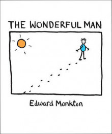 The Wonderful Man av Edward Monkton (Innbundet)